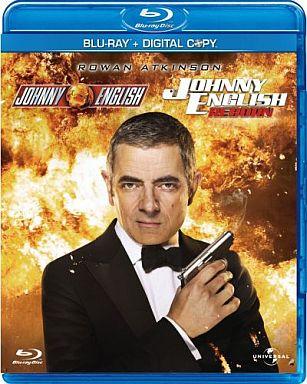 駿河屋 -ジョニー・イングリッシュ 1&2 スパイセット[初回限定盤] 洋画Blu-ray Disc