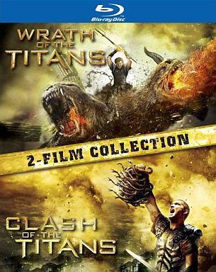 【中古】洋画Blu-ray Disc タイタンの戦い&タイタンの逆襲 ブルーレイツインパック[初回限定版]