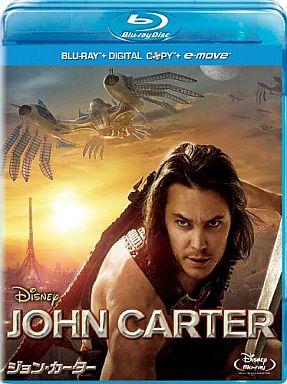 【中古】洋画Blu-ray Disc ジョン・カーター ブルーレイ(デジタルコピー&e-move付)