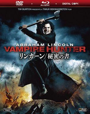 【中古】洋画Blu-ray Disc リンカーン / 秘密の書(ブルーレイ&DVD&デジタルコピー)[初回生産限定]