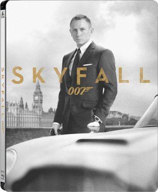 【中古】洋画Blu-ray Disc 007 スカイフォール ブルーレイ版[スチールブック仕様]