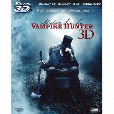 【中古】洋画Blu-ray Disc リンカーン / 秘密の書(3D・2Dブルーレイ&DVD&デジタルコピー)[初回生産限定]