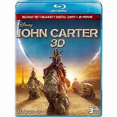 【中古】洋画Blu-ray Disc ジョン・カーター 3Dスーパー・セット