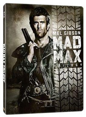 【中古】洋画Blu-ray Disc マッドマックス トリロジー ブルーレイ版スチールブック仕様[数量限定生産]