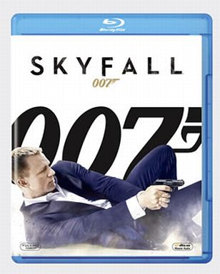 【中古】洋画Blu-ray Disc 007/スカイフォール