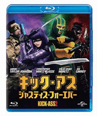 【中古】洋画Blu-ray Disc キック・アス  ジャスティスフォーエバー