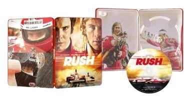 【中古】洋画Blu-ray Disc ラッシュ/プライドと友情 Blu-ray スチールケース仕様 [4000個初回限定生産]