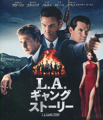 【中古】洋画Blu-ray Disc L.A.ギャングストーリー ブルーレイ&DVDセット[初回限定生産]
