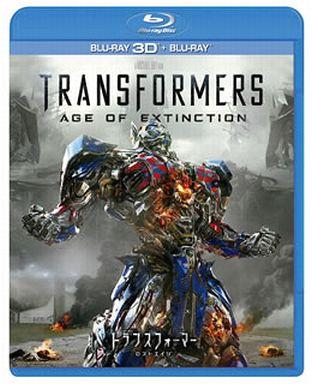 【中古】洋画Blu-ray Disc トランスフォーマー ロストエイジ 3D&2Dブルーレイセット