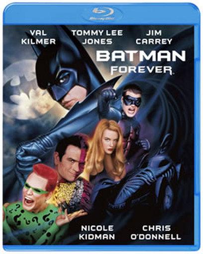 【中古】洋画Blu-ray Disc バットマン フォーエバー