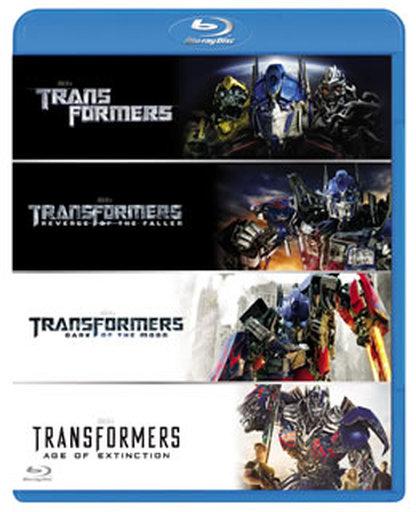 【中古】洋画Blu-ray Disc トランスフォーマー べストバリューBlu-rayセット