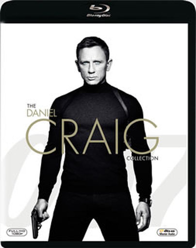 【中古】洋画Blu-ray Disc 007 / ダニエル・クレイグ ブルーレイコレクション