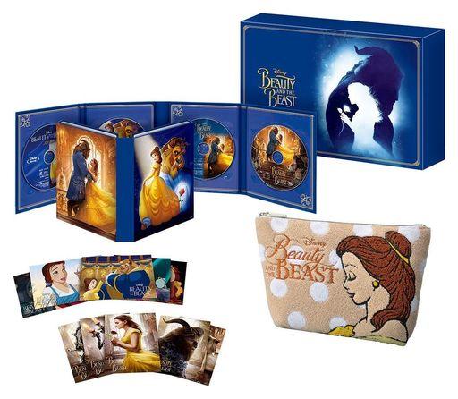 【中古】洋画Blu-ray Disc 美女と野獣 MovieNEX コレクション スペシャルBOX [初回限定版]
