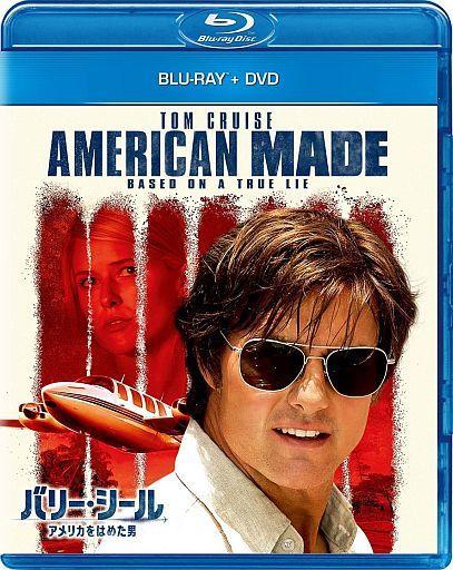 【中古】洋画Blu-ray Disc バリー・シール アメリカをはめた男 ブルーレイ+DVDセット