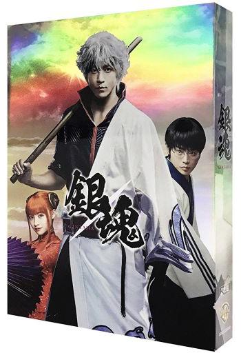 【中古】邦画Blu-ray Disc 銀魂 プレミアム・エディション [初回版]