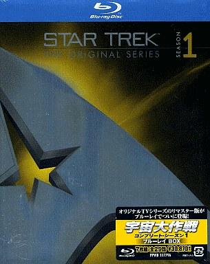 【中古】海外TVドラマBlu-ray Disc 宇宙大作戦 コンプリート・シーズン1 Blu-rayDisc BOX