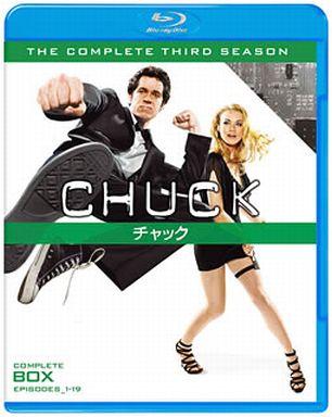 【中古】海外TVドラマBlu-ray Disc CHUCK/チャック<<サード・シーズン>>コンプリート・セット