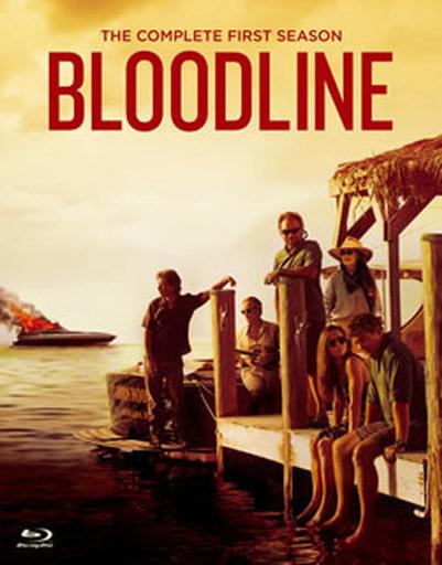 【中古】海外TVドラマBlu-ray Disc BLOODLINE ブラッドライン シーズン1ブルーレイコンプリートBOX [初回生産限定]