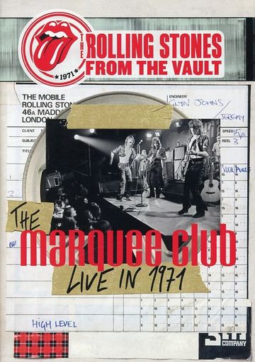 【中古】洋楽Blu-ray Disc ザ・ローリング・ストーンズ / フロム・ザ・ヴォルト-ザ・マーキー・クラブ・ライブ・イン・1971