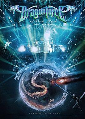 【中古】洋楽Blu-ray Disc ドラゴンフォース / イン・ザ・ライン・オブ・ファイアー?ライヴ・イン・ジャパン