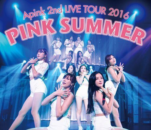 【中古】洋楽Blu-ray Disc Apink / Apink 2nd LIVE TOUR 2016「PINK SUMMER」at 2016.7.10 Tokyo International Forum Hall A