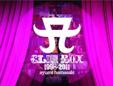 浜崎あゆみ / ayumi hamazaki A CLIP BOX 1998-2011 [初回限定版]