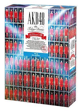 【中古】邦楽Blu-ray Disc AKB48 in TOKYO DOME?1830mの夢?スペシャルBOX [初回限定盤]