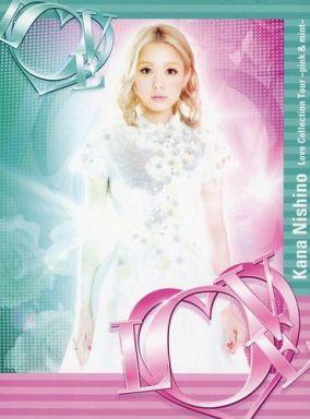 西野カナ / Love Collection Tour ~pink & mint~ [初回生産限定盤]