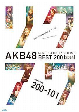 【中古】邦楽Blu-ray Disc AKB48 / AKB48 リクエストアワーセットリストベスト200 2014 (200?101ver.) スペシャルBlu-ray BOX(生写真欠け)