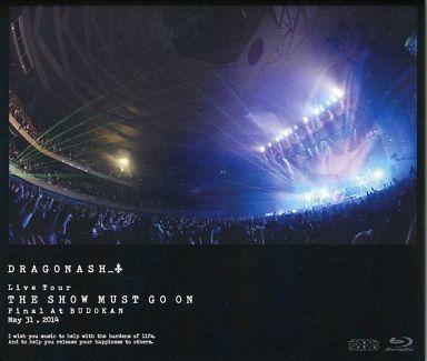 【中古】邦楽Blu-ray Disc Dragon Ash / Live Tour THE SHOW MUST GO ON Final At BUDOKAN May 31.2014[初回版]
