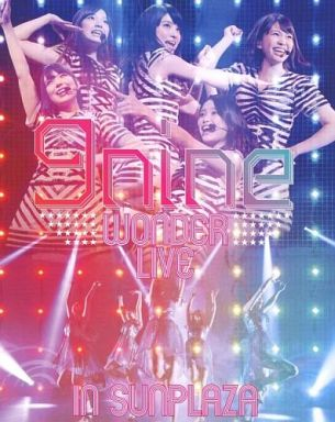 【中古】邦楽Blu-ray Disc 9nine/WONDER LIVE in SUNPLAZA