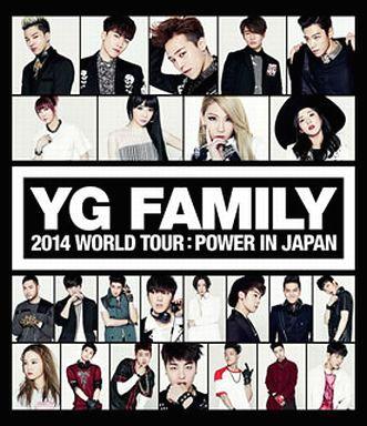 【中古】邦楽Blu-ray Disc YG FAMILY WORLD TOUR 2014 -POWER- in Japan