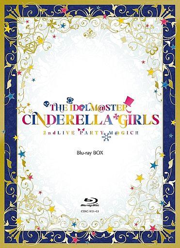 THE IDOLM@STER CINDERELLA GIRLS 2ndLIVE PARTY M@GIC!! Blu-ray BOX [完全限定生産]
