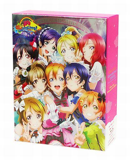 ラブライブ! μ's Go→Go! LoveLive! 2015 ~Dream Sensation!~ Blu-ray Memorial BOX