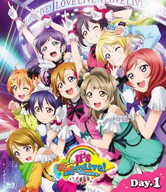 【中古】邦楽Blu-ray Disc ラブライブ! μ's Go→Go! LoveLive! 2015 ?Dream Sensation!? Day 1
