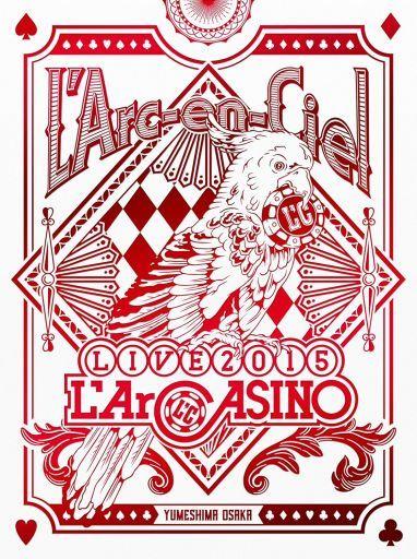 L'Arc-en-Ciel / L'Arc-en-Ciel LIVE 2015 L'ArCASINO [初回生産限定盤]