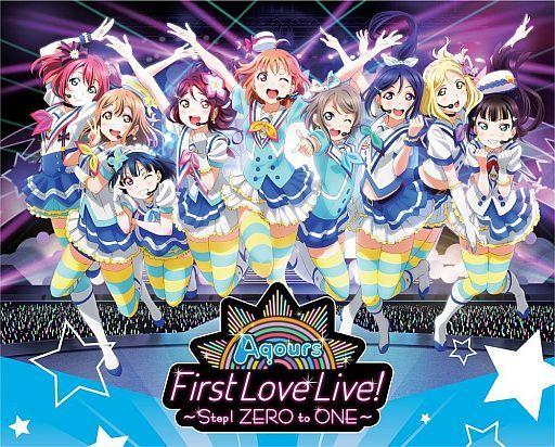 【中古】邦楽Blu-ray Disc ラブライブ!サンシャイン!! Aqours First LoveLive! ?Step! ZERO to ONE? Blu-ray Memorial BOX