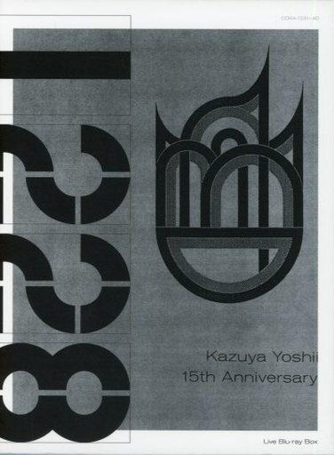 吉井和哉 / Kazuya Yoshii 1228 15Th ANNIVESARY Live Blu-ray BOX[完全初回生産限定版]