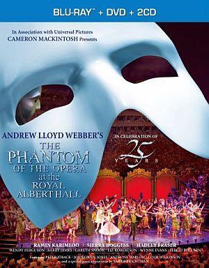 【中古】その他Blu-ray Disc オペラ座の怪人 25周年記念公演inロンドン[限定版]