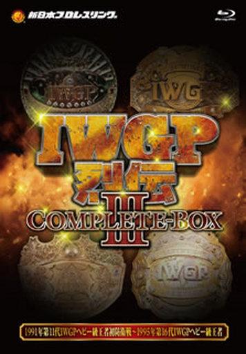 【中古】その他Blu-ray Disc IWGP烈伝COMPLETE-BOX III