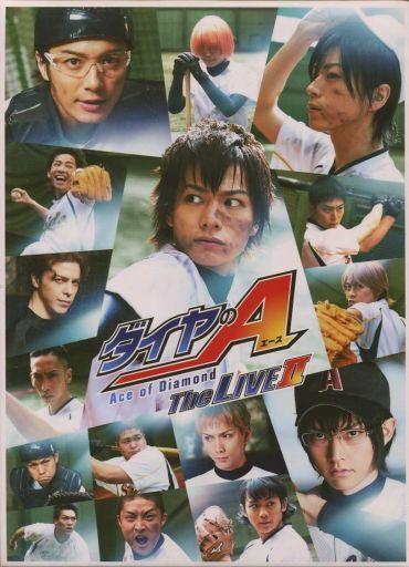 【中古】その他Blu-ray Disc ダイヤのA The LIVE II[初回限定版]
