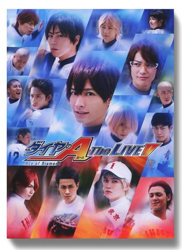 【中古】その他Blu-ray Disc ダイヤのA The LIVE V [初回限定版]