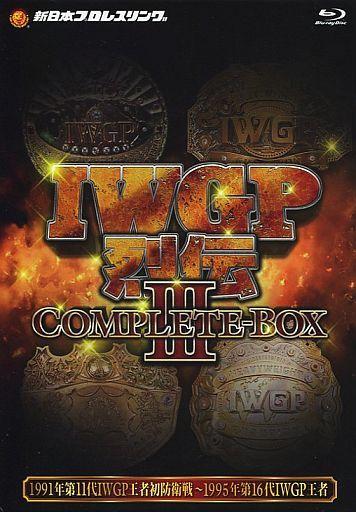【中古】その他Blu-ray Disc 不備有)IWGP烈伝COMPLETE-BOX III(状態:DISC1・2欠品)