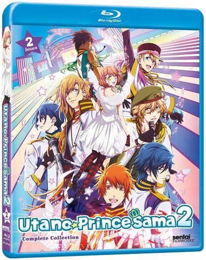 Utano Prince Sama 2 2 Season Complete Collection [Import Disc]