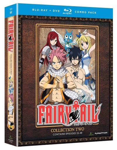 【中古】輸入アニメBlu-rayDisc FAIRY TAIL COLLECTION TWO [輸入盤]