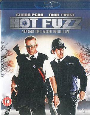 【中古】輸入洋画Blu-rayDisc Hot Fuzz [輸入盤]