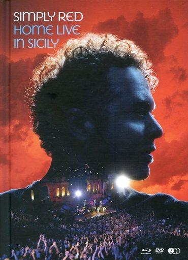 【中古】輸入洋楽Blu-rayDisc SIMPLY RED / HOME LIVE IN SICILY[輸入盤]
