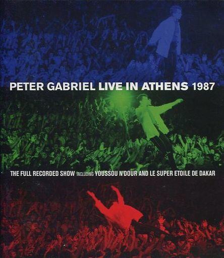 【中古】輸入洋楽Blu-rayDisc PETER GABRIEL / LIVE IN ATHENS 1987[輸入盤]