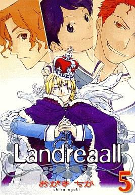 【中古】B6コミック Landreaall(5) / おがきちか