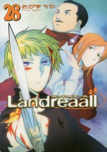 【中古】B6コミック Landreaall(28) / おがきちか